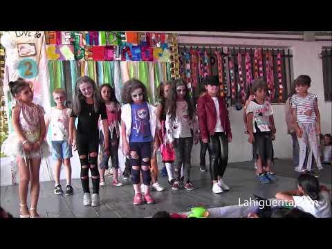Fiesta fin de curso 2017-2018 de 5º y 6º de primaria del CEIP El Carmen de Isla Cristina