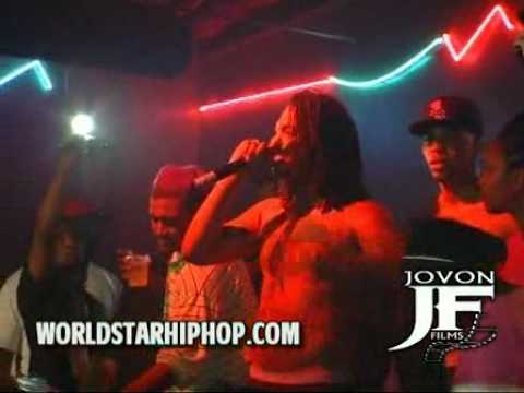 Wacka Flocka Flame Almost Brawls With Fan At Club In Florida