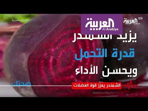 العرب اليوم - بالفيديو: الشمندر يعزز قوة العضلات