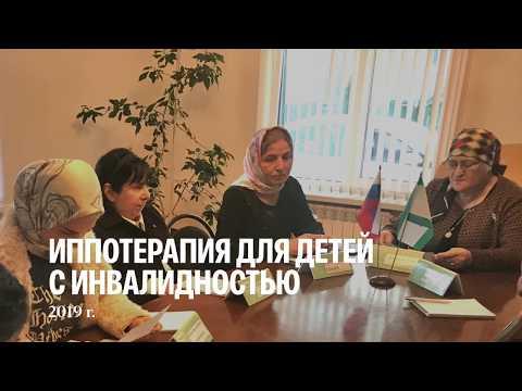 """Заседание Совета по проекту """"Иппотерапия для детей с инвалидностью""""."""