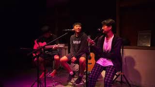 Download Lagu f05 如魚得水 追光者(岑寧兒原唱)唱作聚家@鐵花村 20171104 Mp3