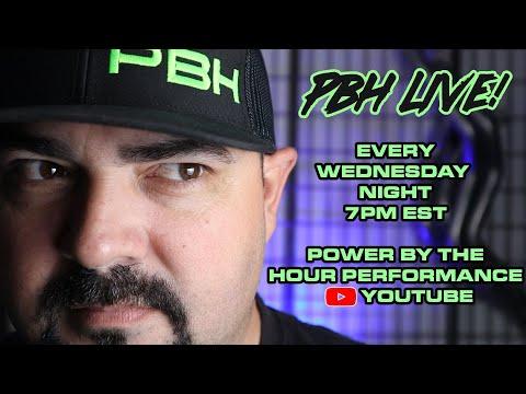 PBH Live Episode #1 Coyote Swap
