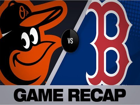 Video: Benintendi, Porcello lift Red Sox to 9-1 win | Orioles-Red Sox Game Highlights 8/16/19