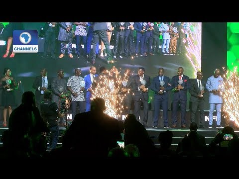 Service To Nation: AITEO/NFF Honour Super Eagles Class Of 94 |Metrofile|