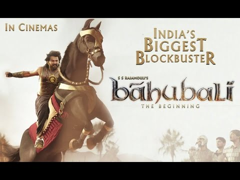 Baahubali - The Beginning Release Trailer [4k] | Releasing On July 10th