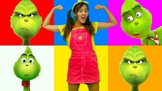 Video Giant Smash Grinch Christmas Game with Incredibles Family Toys and Ellie Sparkles MP3, 3GP, MP4, WEBM, AVI, FLV Desember 2018