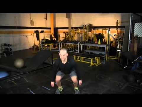 HOCKEY POWER DRILL: Tuck Jumps – Bodyweight