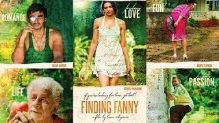 Finding Fanny Official Trailer Out | Deepika Padukone, Arjun Kapoor