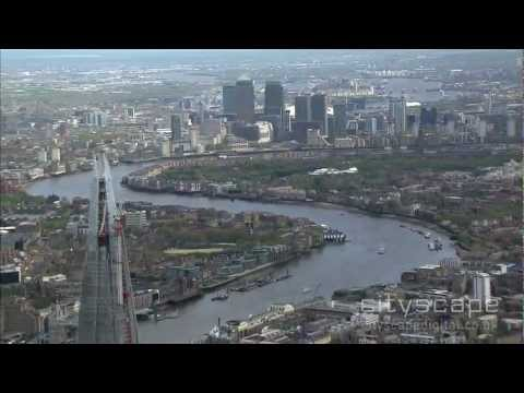 Aerial Shots - This compilation shows a small selection of aerial footage we shot of The Shard, London. It shows the way in which The Shard has come to dominate London's sk...