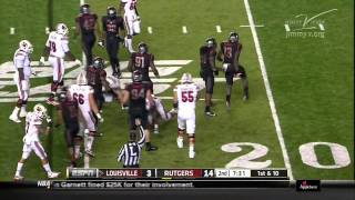 Khaseem Greene vs Louisville (2012)
