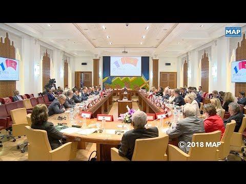 مواصلة أشغال المنتدى البرلماني المغربي الفرنسي الثالث