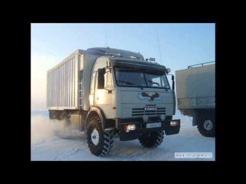 Тюнинг грузовиков переделанные