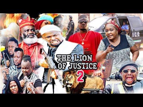 THE LION OF JUSTICE SEASON 2-2020 ZUBBY MICHAEL,HARRY B & EBELE OKARO CLASSIC NOLLYWOOD  MOVIES