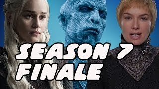 Game Of Thrones Season 7 Episode 7 LEAK - What Will Happen In The GOT Season 7 Finale! Get awesome Game of Thrones...