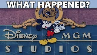 What Happened to Disney's MGM Studios? Why did MGM Studios change to Hollywood Studios?
