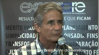 Jorge Henrrique presidente da Henrilog