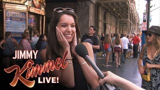 Video Pedestrians Answer Miss America Questions MP3, 3GP, MP4, WEBM, AVI, FLV Juni 2019