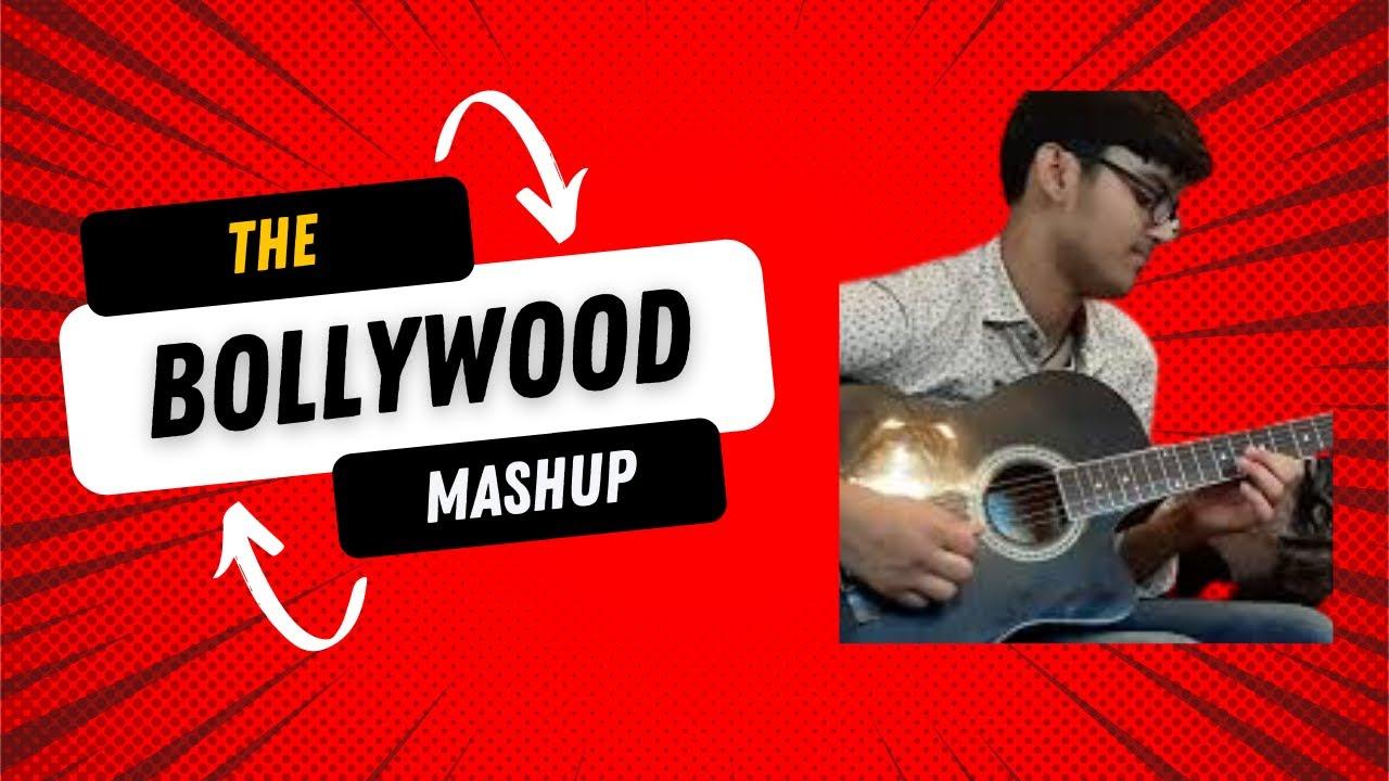 BOLLYWOOD MASHUP ON GUITAR I  AVICHAL SINGH
