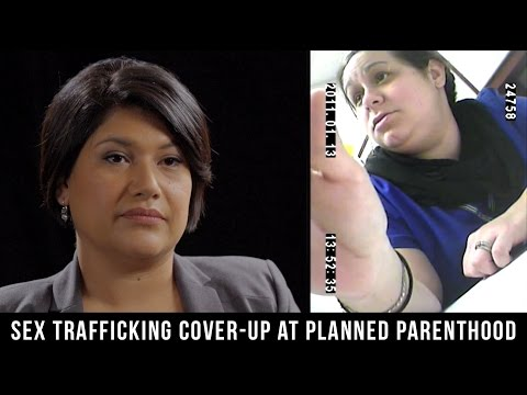 Planned Parenthood Lies about Training Staff to Report Sex Traffickers