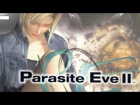 parasite eve 2 psn 3.55