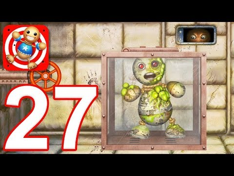 Kick The Buddy - Gameplay Walkthrough Part 27 - All Weapons (ios)