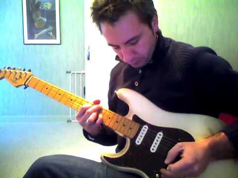 Stratocaster Lone Star 1996 essai