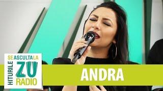 Andra - Blestem / Canta cucu' / Constantine / Lie Ciocarlie (Live la Radio ZU) Video