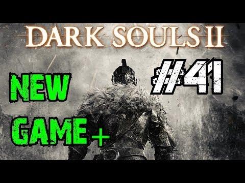 Dark Souls 2 Gameplay Walkthrough #41 | Grave of Saints Part 2 | NG+ Lvl200+