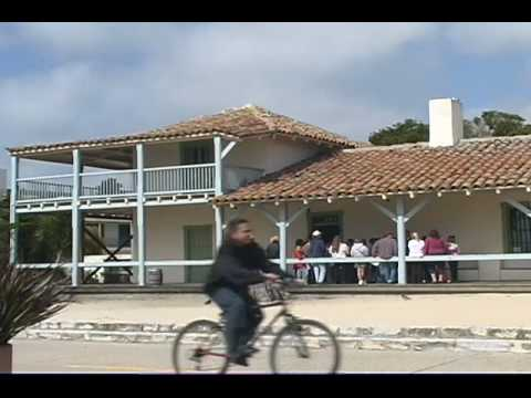 Monterey's Historic Custom House Plaza