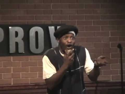 Smokey Suarez Stand Up - (LAFF MOBB)