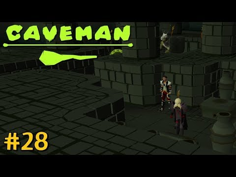 I'm 3 Steps From The Chambers Of Xeric | OSRS Underground Ironman (#28)