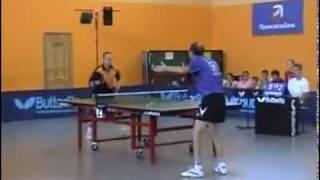 Пеликан 2008  Настольный теннис Савельев Александр - Мазунов Андрей