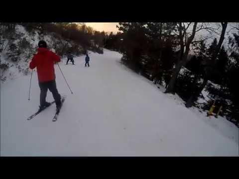 Camelback mountai THe BIIIIG POCONNo (видео)
