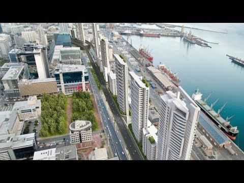 A R8.6 billion development is set to transform Cape Town's skyline