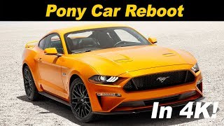 7. 2018 / 2019 Ford Mustang Ecoboost Review in 4K