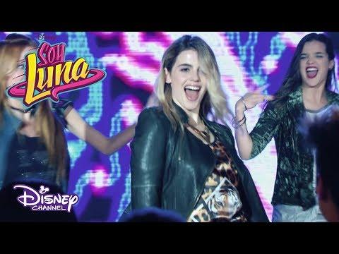 Videos musicales - Sobre Ruedas  Momento Musical  Soy Luna 3