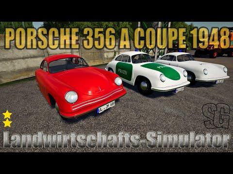 Porsche 356 A Coupe 1948 v1.0.0.0