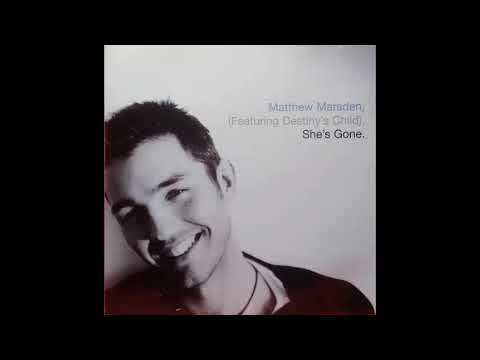Matthew Marsden ft Destiny's Child She's Gone (G. Bug's Smooth City Mix)