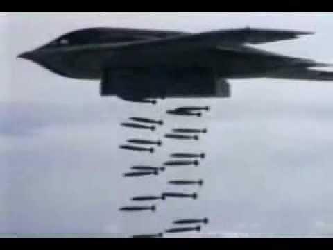 The B-52 Stratofortress ,B-1 Lancer...