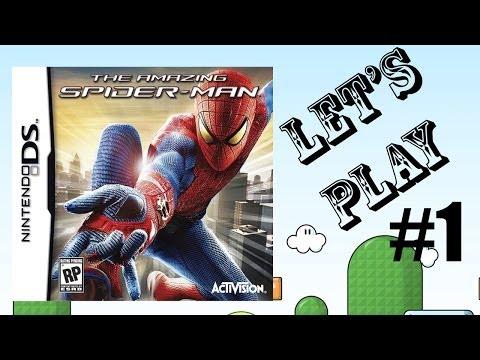 The Amazing Spider-Man Nintendo DS