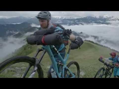 2016 Telluride Mountainfilm Intro by Leland Burchmore (видео)