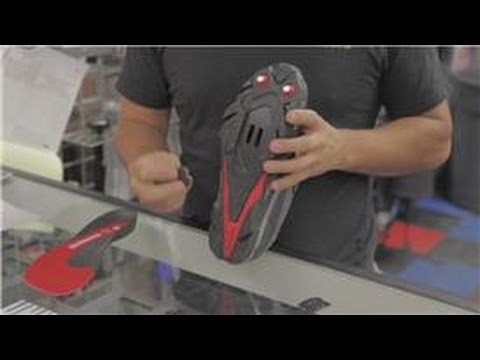 Mountain Bike Information : How to Install Cleats on Mountain Bike Shoes