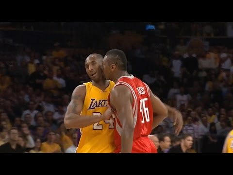 Kobe Bryant Full Highlights vs Rockets 2009 WCSF GM2 - 40 Pts, Self Alley-Oop