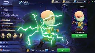 Video MANTAP! Edit Hero Upin Ipin Di Mobile Legends MP3, 3GP, MP4, WEBM, AVI, FLV Januari 2019