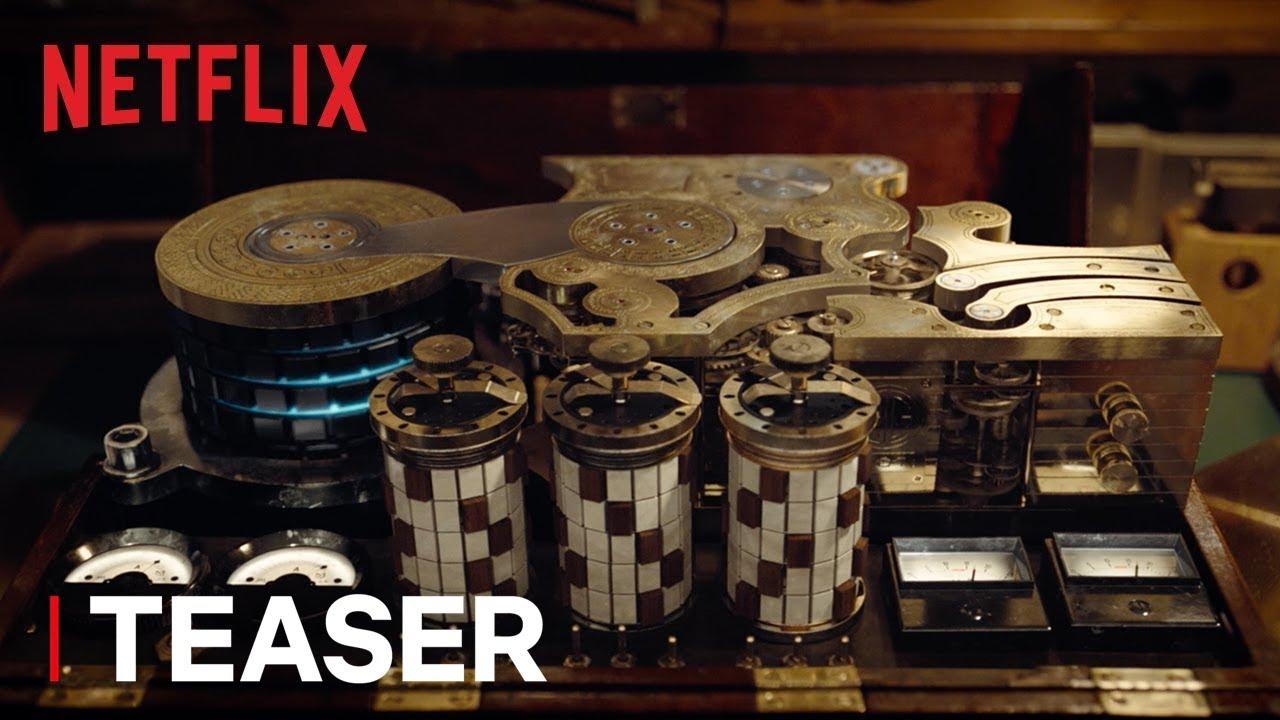 Dark | Date Announcement [HD] | Netflix