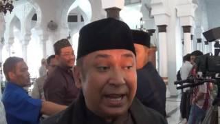 Video Enam Paslon Gubernur Aceh Jalani Tes Baca Alquran