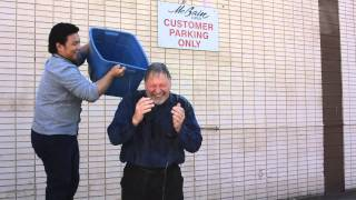 Controller Mike Prymych takes the Ice Bucket Challenge at McBain Camera's 107th Ave. location. You can donate to ALS here: ...