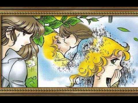 gli amori di candy candy - il manga e la serie animata