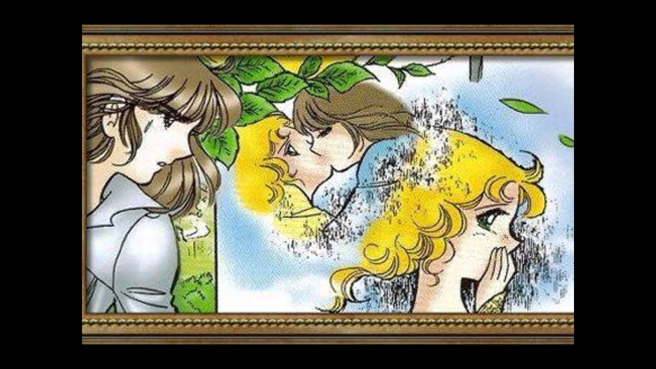 Gli Amori di Candy Candy ♥ Il Manga e la Serie Animata