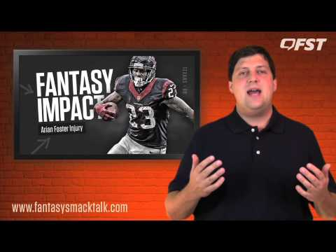 Impact of the Arian Foster Injury thumbnail